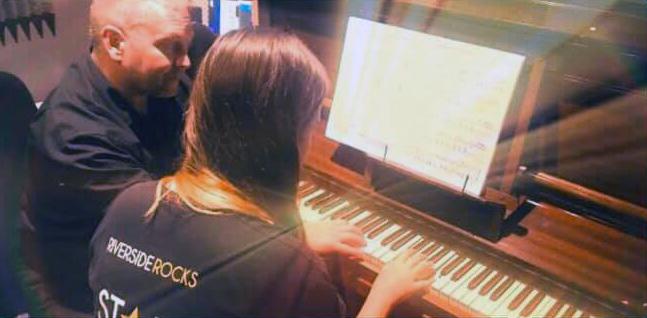 Riverside piano tuition